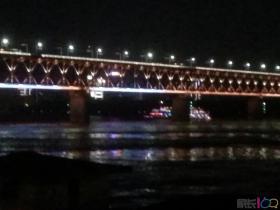 夜探武昌江滩