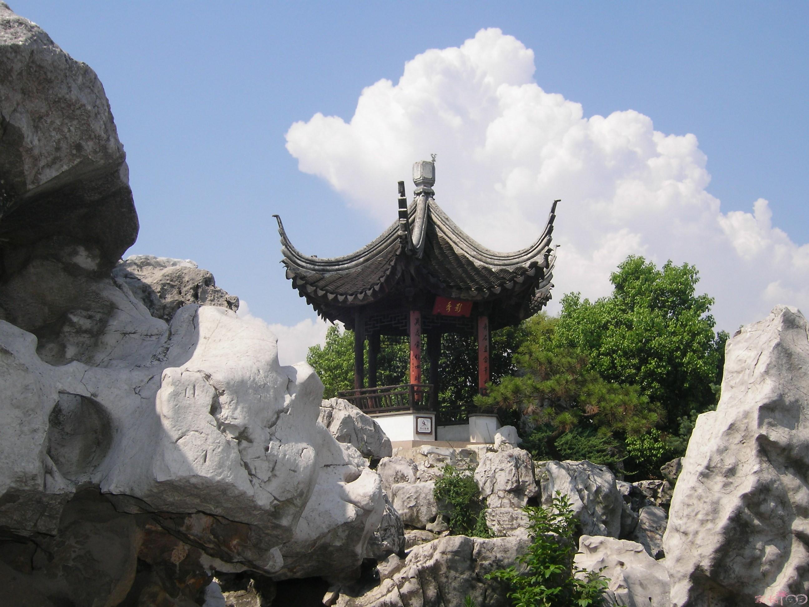 2010年暑假15日自助游(苏杭,蓬莱长岛,乳山银滩)