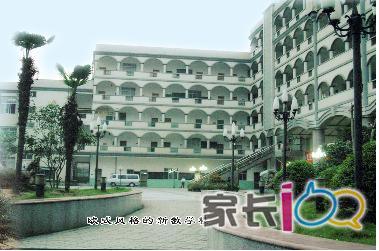 武汉市育学校和武汉市育宜都高中不是一个高中吧!美术高中学校图片