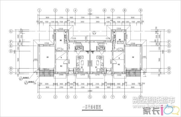 160平方米房子的设计图