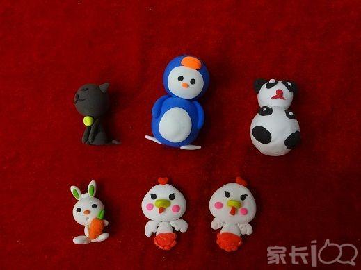 小动物系列,熊猫是娇做的.