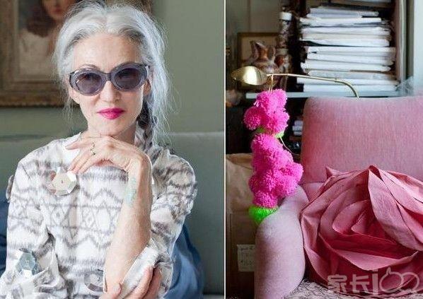 女孩fangjian- 65岁老奶奶少女般的房间揭秘