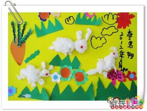 带孩子出去春游了,要写手抄报展示;课堂学习了小知识