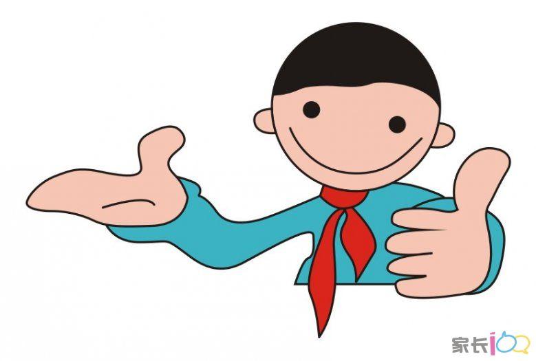 红领巾矢量图-英国红领巾,红领巾简笔画,红领巾相约中国梦,文具盒矢量