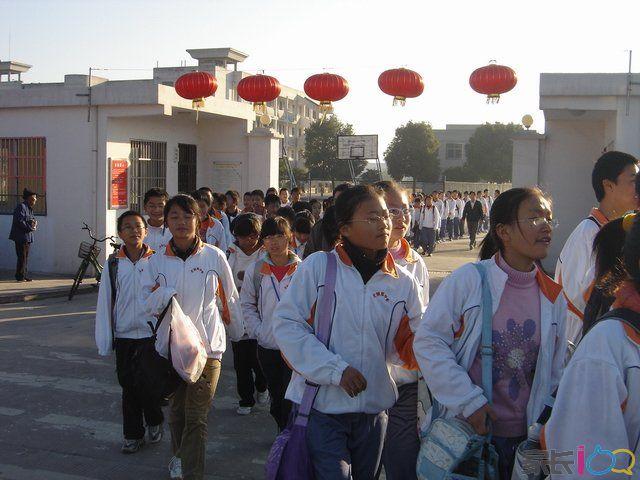 武汉东湖中学校服