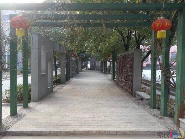 洪高校园景观