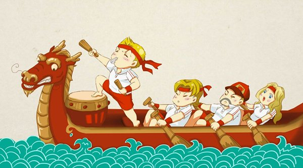 【跟着100去旅行】包粽子,划龙舟,水上乐园,端午节2日游洪湖美死了!