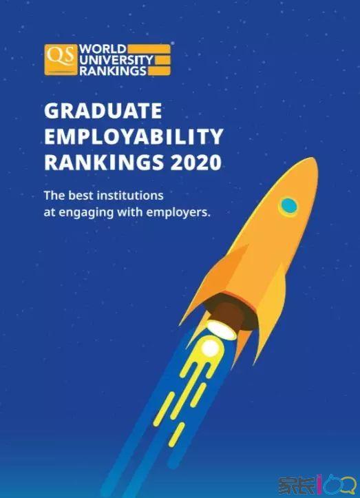 2020年QS全球大学毕业生就业能力排名,哪所大学最容易找工作?