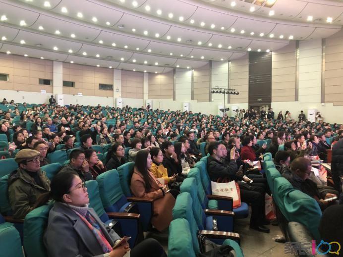 汉阳小升初报告会暨2020小升初手册发布会开始啦!