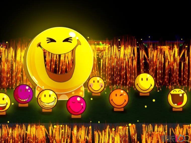 華中首個Smiley主題樂園耀你開心!