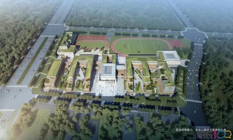 武漢盤龍城七一育才學校會展城分校2023年9月正式開學!