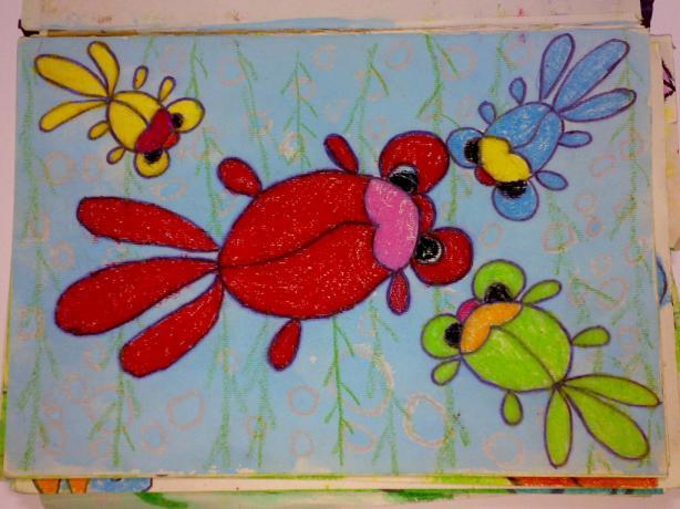 儿童画 614_460图片